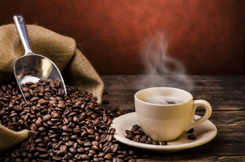 自家焙煎珈琲豆サニムのコーヒー